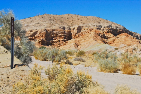 Hawk Canyon, Anza-Borrego