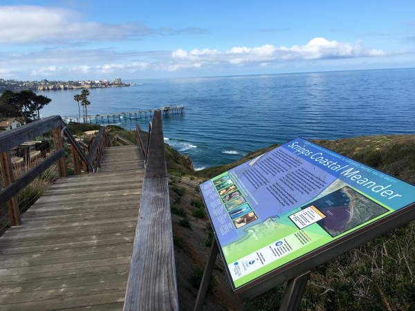 Scripps Coastal Meander
